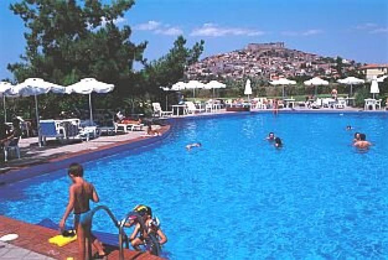 Hotel Delphinia - Molyvos - Lesbos